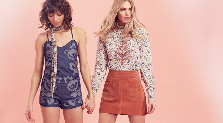 Free People's Spring 2016