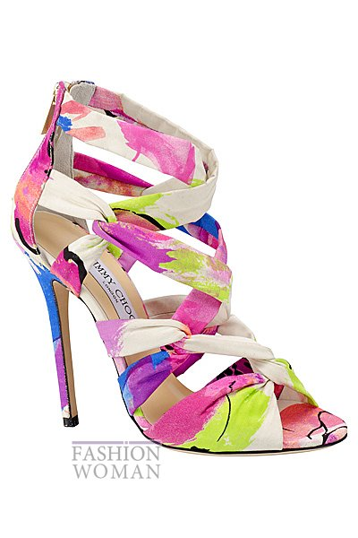 обувь Jimmy Choo лето 2013