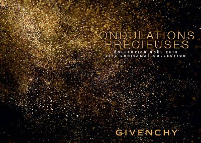 Givenchy Ondulations Precieuses Collection Holiday 2013
