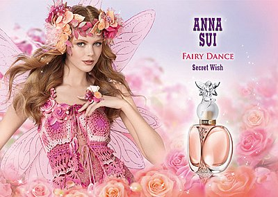 Новый аромат от Anna Sui - Fairy Dance Secret Wish