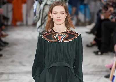 Коллекция Stella McCartney осень-зима 2019-2020