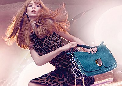Рекламная кампания Jimmy Choo осень-зима 2015-2016