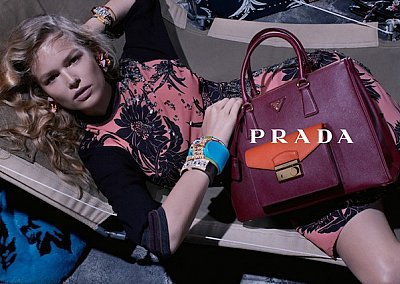 Рекламная кампания Prada Resort 2014