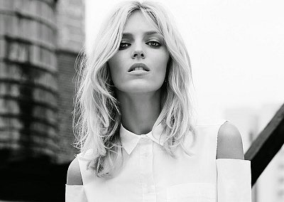 Anja Rubik for Mohito